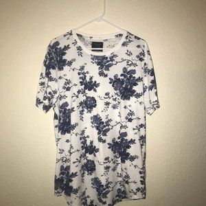 Abercrombie & Fitch floral shirt